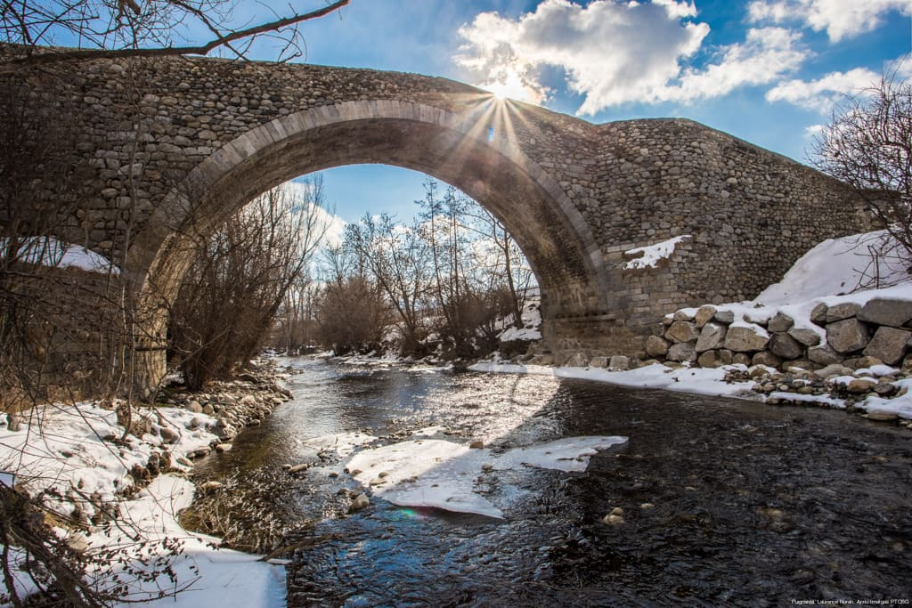 paisatges nevats